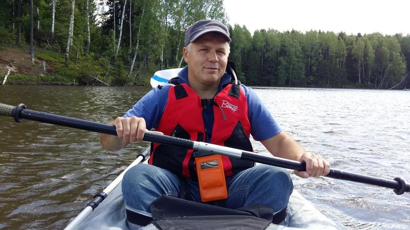 Павел Кондрашкин
