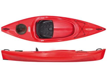 Каяк прогулочный Tahe Marine Balboa (цвет: красный)