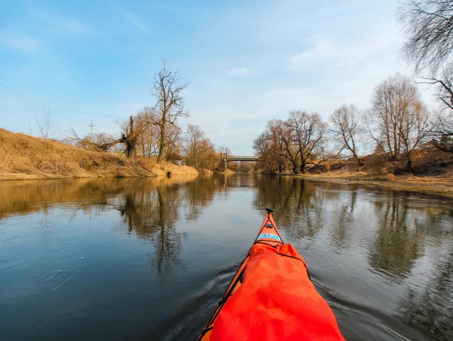 сплав по реке истра