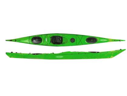 Каяк морской Tahe Marine Titris 16 (цвет: зеленый)