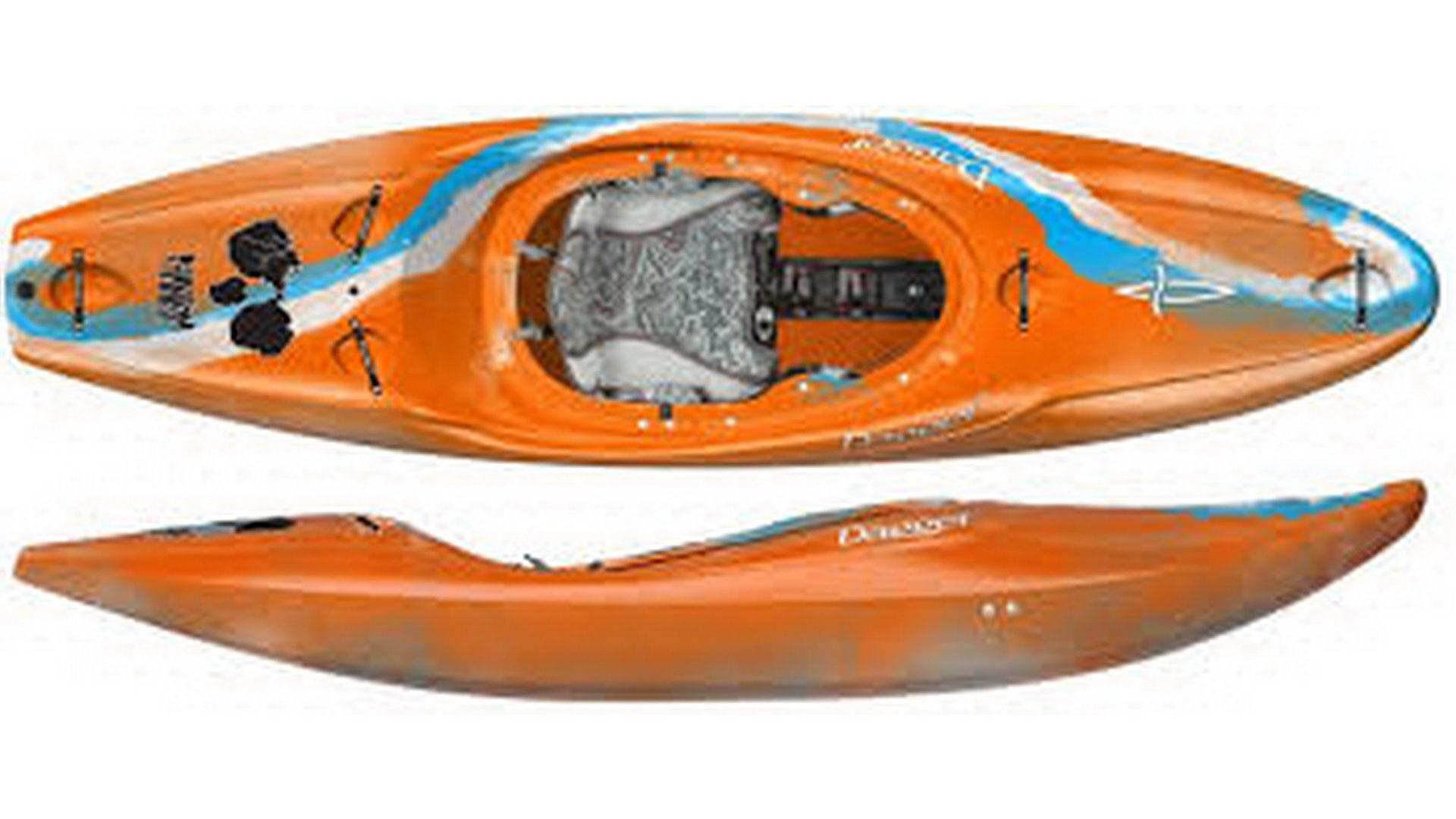 Каяк для бурной воды Dagger Phantom (цвет: blaze)
